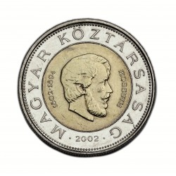 Kossuth Lajos emlék forint 2002