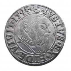Brandenburgi Albrecht-Poroszország 1543