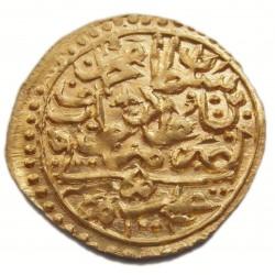III. Mehmed  1594  arany sultani