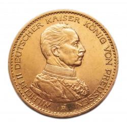 II. Vilmos 20 Márka 1913
