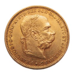 Ferenc József 20 korona 1896