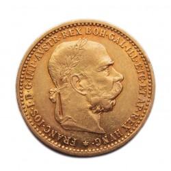 Ferenc József 10 korona 1905