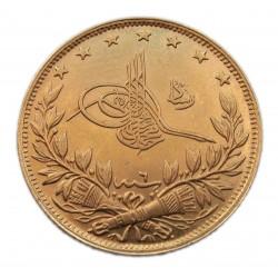 V. Mehemd 100 kurush 1915