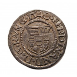 I. Ferdinánd denar 1540 K - B