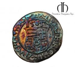 I. Miksa dénár ÉH.766 K-B 1565