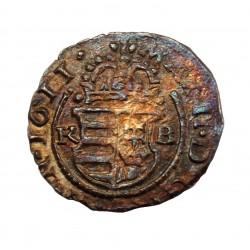 II. Mátyás dénár 1611 K-B ÉH.869