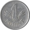 Korona, Pengő, Forint