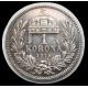 Ferenc József 1 korona 1915 K-B