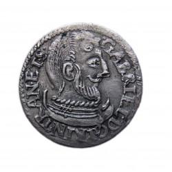Báthori Gábor 3 garas 1609