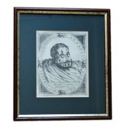 Báthory András levágott feje és Ördög Balázs által okozott fejsebe 1665