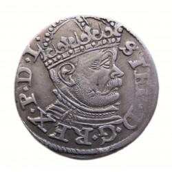 Báthory István Trojak / 3 garas 1586