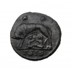 I.Constantin  Romulus és Remus Follis