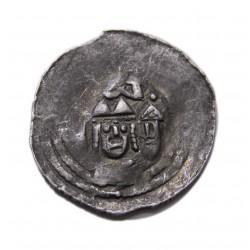 II. Eberhard friesachi pfennig