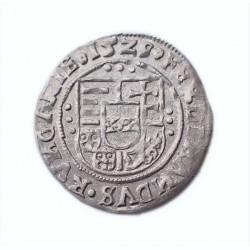 I. Ferdinánd denar Pontok a címer körül 1529 C- Liliom