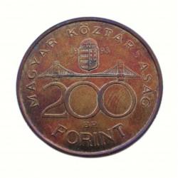 Ezüst 200 Ft 1993