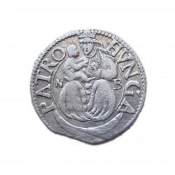 Rudolf denár Nagybánya 1582