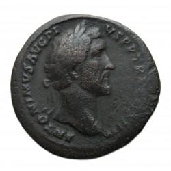 Antoninus Pius sestercius