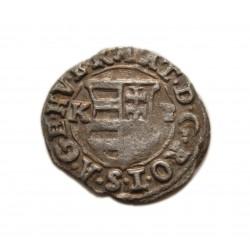 II. Mátyás dénár 1620 K-B ÉH.870