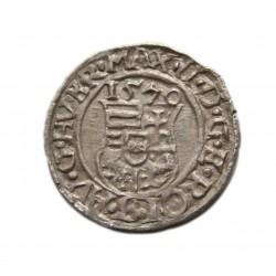 I. Miksa dénár ÉH.766a  K-B 1570