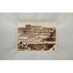 Róma, Colosseum XIX. sz-i fotón