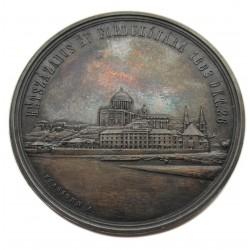 1883, Ezüstérem Esztergom felszabadításának 200. évfordulójára