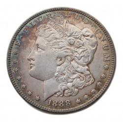 1888  Morgan Ezüst Dollár