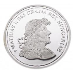 I. Mátyás 5 korona UTÁNVERET