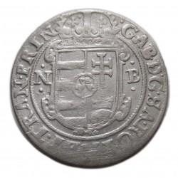 Bethlen Gábor ötdenáros garas 1627 N-B