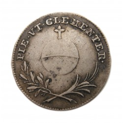Karolina Augusta koronázási zseton 1825 Pozsony
