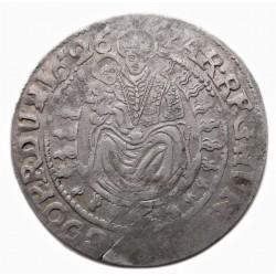 Bethlen Gábor széles garas 1626 N-B