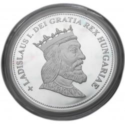 Szent László 5 korona Ag 999/1000 UTÁNVERET