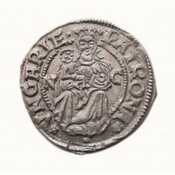 I. Ferdinánd denar 1555 N - C Nagybánya