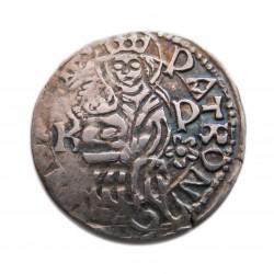 I. (Hunyadi) Mátyás dénár Éh.567b  K-P ✿