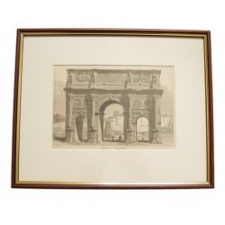 1887 Laplante,Therond :Constantine diadalíve Rómában