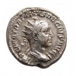 Traianus Decius Antoninian - rev. PANNONIAE