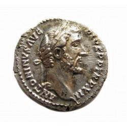Antonius Pius denar RIC 181