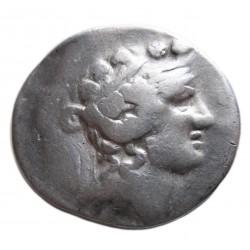 Thasosi típusú imitáció , Kelta tetradrachma