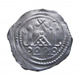 Aquileia II. Ulrich friesachi pfennig