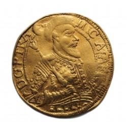 Apafi Mihály aranyforint 1684 A-F Fogaras