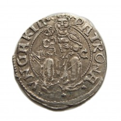 I. Ferdinánd denar 1554 N - C Nagybánya