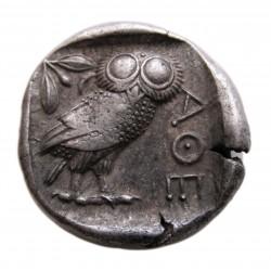 Attica - Athene tetradrachma