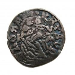 I. (Hunyadi) Mátyás denár ÉH.565d  K-VA Körmöcbánya