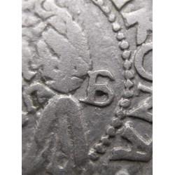 I. Ferdinánd denar K- F HIBÁS VERDEJEL  1532