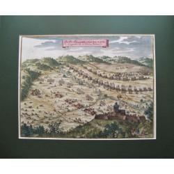 1672 Merian: A szendrői 1664-es hadimustra