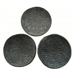 3db III. Béla rézpénz Éh:114