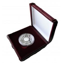 ezüst MKB : BOLDOG MILLENNIUMOT! 1uncia 999/1000