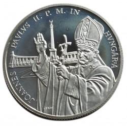 II. János Pál Magyarországi látogatása emlékére 500 FT
