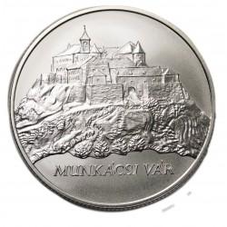 Munkácsi vár 5000 Forint 2006