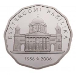 Esztergomi Bazilika 5000 Ft 2006 Ag,925